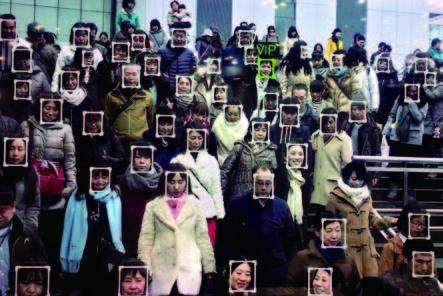 【出典】NEC 動画顔認証イメージ